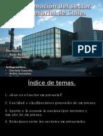 Sectores macroeconómicos de Chile.