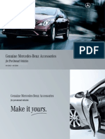 Preowned Brochure Mercedes