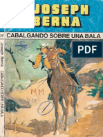 Berna Joseph - Cabalgando sobre una bala.epub