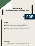 Materi I - Definisi Menggambar Teknik.pptx
