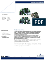 SHP Power Supplies CAN RS485 Interface Adapter