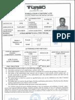 Anil Kumar Jha New Auth