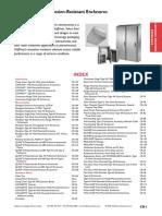 Corrosion Resistant Enclosures HOFFMAN