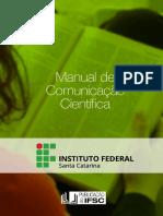 Manual de Comunicacao Científica Do IFSC_maio_2016