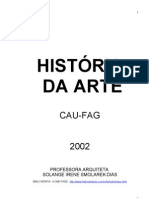 Apostila Historia Da Arte