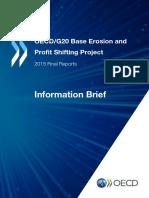 Beps Reports 2015 Information Brief