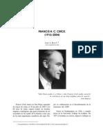 FRANCIS H. C. CRICK. (1916-2004)
