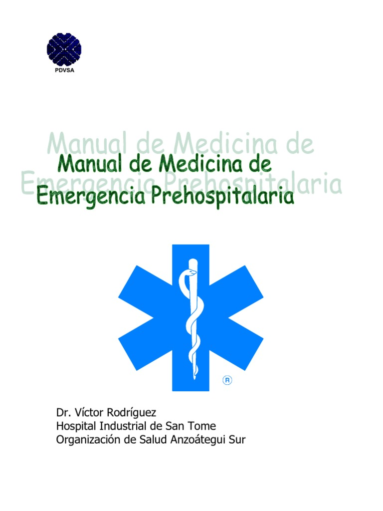 Manual de cia Pre Hospital Aria