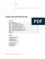 WP 7 Steps to ICS Security