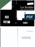 Aguero - Los Rendidos