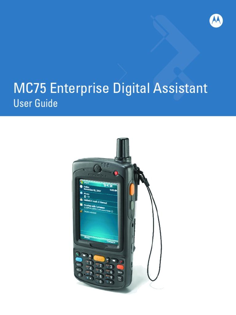 Zebra Motorola MC70 MC75 Series Replacement Dex Cable