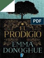 El Prodigio - Emma Donoghue