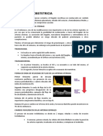 Resumen Doppler en Obstetricia (1)