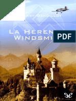 Gandillot Thierry - La herencia Windsmith.epub