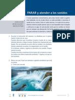 ESTUDIANTE CONOCE-T  MATE  10.6 E Para Atender a Los Sonidos Matematicas