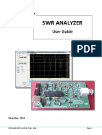 SWR Analyzer User Guide v6.02