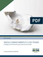 Catálogo de Treinamentos BSI