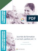 Presentation Journee Formation Psychologues