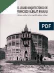 EL LEGADO ARQUITECTONICO DE FRANCISCO ALBALAT NAVAJAS