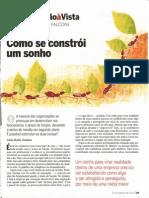 Vicente Falconi - Como se constrói um sonho