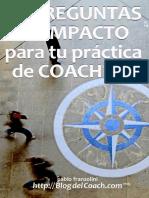 80 Preguntas de Impacto Para Hacer Coaching 20100430