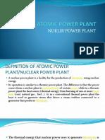 Atomic Power Plant (Bahasa Inggris)