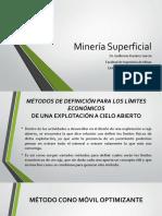 Minería Superficial 2