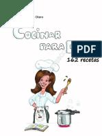 Recopilacion 162 Recetas Cocinar Para Dos