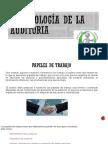 Metodología de La Auditoria
