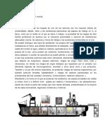 Riesgos en El Sector Naval