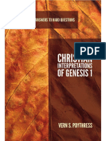 Christian Interpretations of Genesis 1