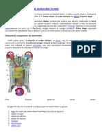 Motorul termic- functionare