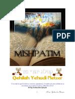 Parashat Mishpatím # 18 Adul 6017