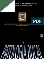 PATOLOGIA BUCAL 2015