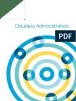 Cloudera Administration
