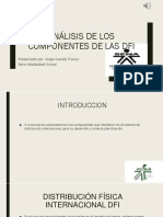 Análisis de Los Componentes de Las Dfi