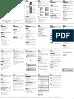 Manual de Configurare Telefon Drindig d160a