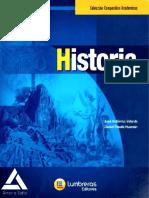 Historia Compendio Lumbreras