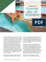 Journal Ocean Technology Grooved Disc