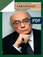 Harold Bloom (Editor)-Jose Saramago (Bloom's Modern Critical Views)-Chelsea House Publishers (2005)