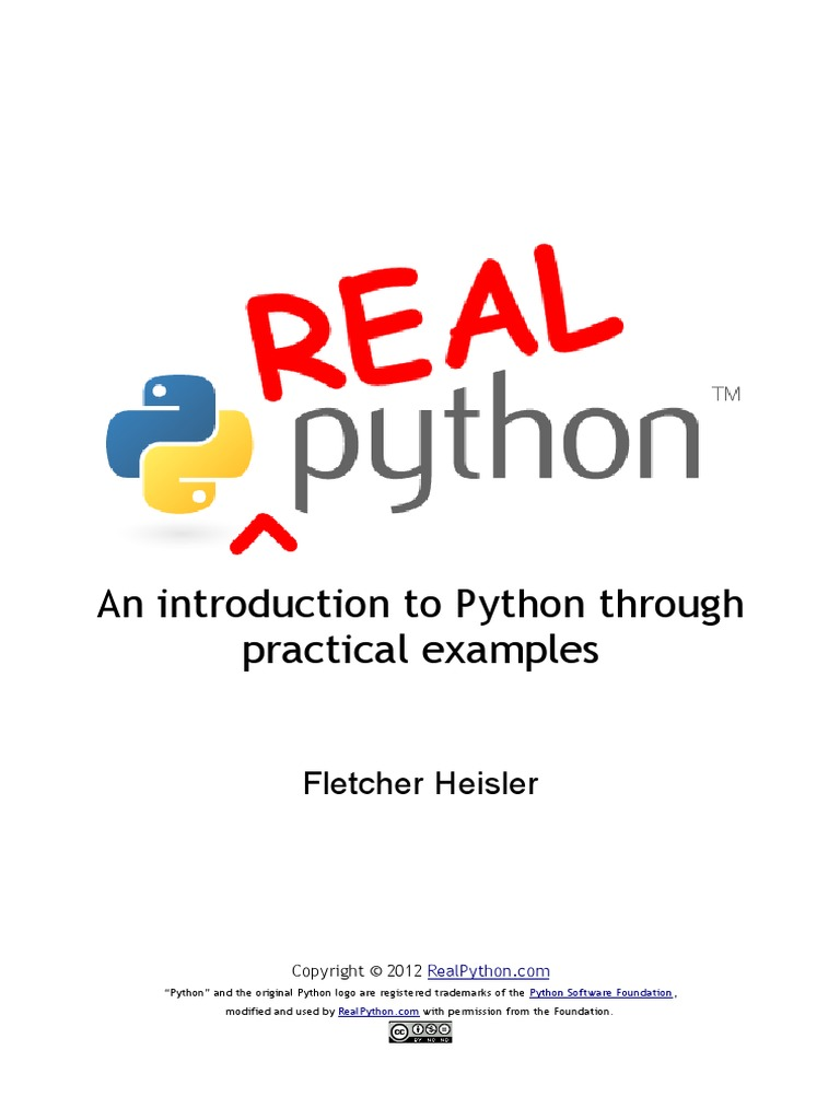 Real_Python pdf | Object (Computer Science) | String