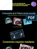 Componentes de La Prótesis Parcial Removible