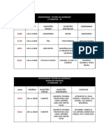 CRONOGRAMA - TEATRO NA QUEBRADA - 2° SEMESTRE - PJ 2015