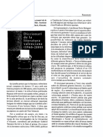 Ressenya La Rella  n. 16 (2003) Diccionari de la literatura valenciana (1968-2000)