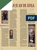 San Juan de Ávila y los jesuitas