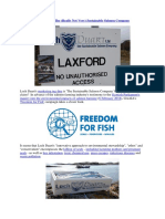 Loch Duart - The Not Really Very Sustainable Salmon Company (Feb 2018)