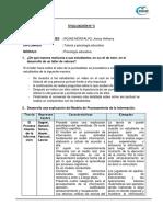 Evaluación 5 Tutoría y Psicología Educativa