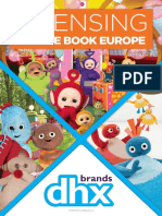 Licensing Source Book Europe - Spring 2018