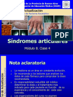 Sindromes Articulares