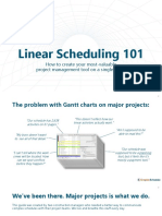 Linear Scheduling 101
